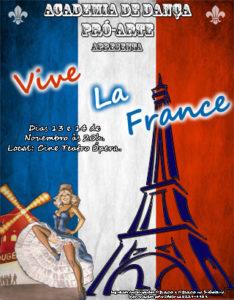 Festival 2010 - Vive la France