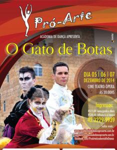Festival 2014 - O Gato de Botas