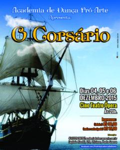 Festival 2015 - O Corsário